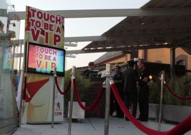TOUCH TO BE A VIP - event at Hall Toll